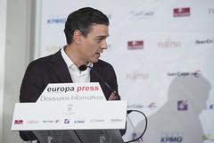 27.11.2017 Pedro Sánchez presenta a Miquel Iceta en los desyunos de Europa Press (Partido Socialista) Tags: miqueliceta pedrosánchez psoe2017 psc secretariogeneral primersecretari candidato