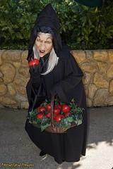 La Sorcière de Blanche Neige (Disneyland Dream) Tags: sorcière blanche neige snow white witch disney disneyland paris halloween
