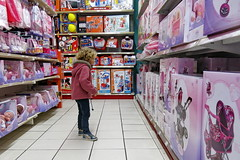 ¡Todos me gustan! (Micheo) Tags: juguetes toys niña chica girl kid presents regalos christmas navidad nöel rosa pink
