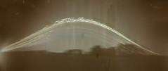 Only 48 days (Rosenthal Photography) Tags: 48tage bierdose rolleisilvergelantinepaper analog pinhole bier 20171101 lochkamera sun solar solargraph field landscape alternative beercan beer can rollei silver gelantine