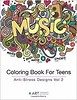 Pdf Online Coloring Book For Teens: Anti-Stress Designs Vol 2: Volume 2 -  Unlimed acces book - By Art Therapy Coloring (Top Book) Tags: pdf online coloring book for teens antistress designs vol 2 volume unlimed acces by art therapy