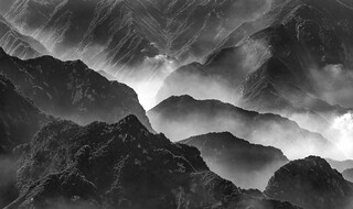 *Mystical Hua Mountains II*