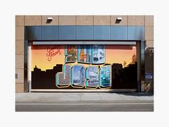 Welcome (bnishimoto) Tags: fuji fujifilm myfujifilm oracle downtown sanjose bayarea city x100f classicchrome color urban mural