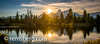 Water reflects the sun sets dramatically behind Teton Mountain Range, Grand Tetons National Park, Teton County, Wyoming (Remsberg Photos) Tags: grandteton jackson landscape mountains nationalpark tetons west wyoming colorimage grandtetonnationalpark beautyinnature tetonrange mountainrange rockymountains mountain nature westernusa jacksonhole horizontal outdoors skyline sky traveldesintations tourism tranquilscene majestic impressive noble elevated splendid forest sunlight sun cloudy vast boundless broad expanse openspace heavenly blissful divine sublime bodyofwater snakeriver foliage breathtaking sunset colorful vivid usa