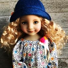 IMG_9724 (lemieuxdoll) Tags: diannaeffner effner doll matilda pink little darlings liberty london