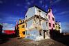 Une maison bleue (Boccalupo) Tags: europe europa italie italia italy vénétie veneto venezia venise venice venedig maison casa house bleu blue blu burano canon eos 5dmarkii colour color couleur