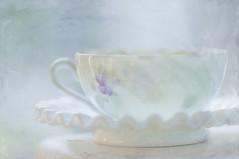 Fenton (jm atkinson) Tags: fentonglass teacup flypapertexturewaxworks slider sunday slidersunday naturallight joanmatkinson