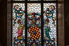 Vidriera castillo Benisano - Valencia 20171210_C17_6159 (ManoletE100x100) Tags: benisano castillo edificio edificiosresidenciales arquitectura vidriera nikon 24120vr d750 zoom interior