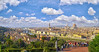 (marozn) Tags: view city panorama cityscape florence aerial michelangelo high sky clouds beautiful art travel sunlight european old river bridge landscape architecture building tower urban church italy italian landmark town famous panoramic skyline cathedral historic monument firenze renaissance tuscan tuscany arno ponte vecchio duomo palazzo piazzale background people tourism tourists men women