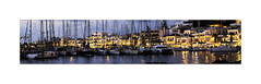 2969sb  A Snippet from Naxos (foxxyg2) Tags: port boats water aegean snippet yachts dusk evening chora naxos cyclades islandhopping islandlife greece greekislands