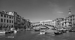 Venice, gondola (Albert Photo) Tags: italy venice grandcanal piazzasanmarco stmarkssquare gondola palazzoducale water reflection europe boat traditional boatman rowing transportation propelled oar gondolier tourists river outdoor