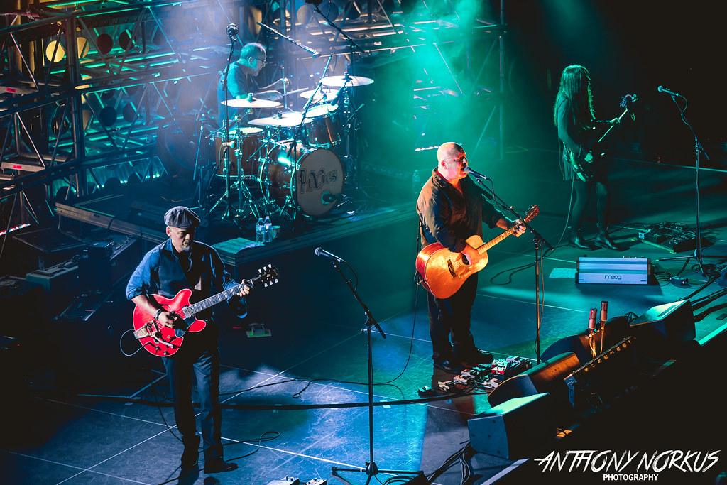 Pixies Tour Dc