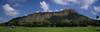 Diamond Head, Honolulu (OzzRod) Tags: pentax k1 hdpentaxdfa28105mmf3556 diamondhead honolulu hawaii landmark icon volcano kapiolani park stitch panorama