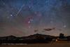 Geminid Meteors over the Chiricahuas (Amazing Sky Photography) Tags: geminids geminidmeteors chiricahuas mountains arizona nightscape quailwaycottage orion sirius pleiades alberta canada