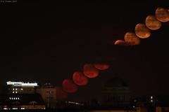 cloudy moonrise (Gábor Timár) Tags: moonrise moon timelapse