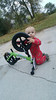 1033 (StriderBikes) Tags: 12 2017 backyard boy classic fixer grass green ittybitty numberplate october pajamas photocontestentry