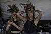 The Return Of The Flower Child (Steve Mitchell Gallery) Tags: flowerchild hippies headgear headware flowers haberdashery hat women girls street portrait streetportraits