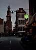 Westerkerk from Jordaan (La Mon1) Tags: westerkerk jordaan amsterdam