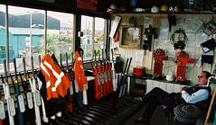 CNV00020/2001 (Milepost 67) Tags: ireland countyroscommon boyle boylerailwaystation railway railways irishrailways irishrail iarnrodeireann semaphore semaphores signal signals semaphoresignal semaphoresignals signalbox signalboxes boylesignalbox boylesignalcabin
