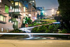 Lombard Street at night (ExceptEuropa) Tags: canon5dmarkii analog ca california canon cinematic city color explore itscd lighttrail lombardstreet longexposure night passingby photographer photography sanfrancisco sf somewhere street streetphotography travel urban usa