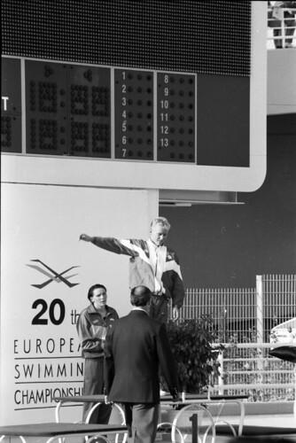 386 Swimming EM 1991 Athens