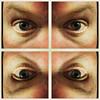 Four Eyes. Windsor, ON. (Paul Thibodeau) Tags: photooftheday windsor nikond500 eye reverse upsidedown abstract
