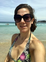 Enjoying the sun on Bondi Beach (Bex.Walton) Tags: bondibeach bondi beach travel australia sydney ocean