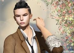 Look 132-2017 (Rehana Seljan→Top Model, Blogger) Tags: secondlife sl 3d game rehana rehanaseljan fashion newrelease adclothing cosmopolitan menonlymonthly camall doux posesion catwa signature aviglam ikon
