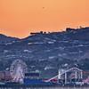 Santa Monica Pier, Santa Monica California (Alex Beattie) Tags: alexbeattie artisanbranding losangeles santamonicapier rollercoaster californiasunset sunsets california santamonica thousandoaks westlakevillage goldenretriever webdeveloper photographer
