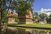 Chateau de Crévecroeur - Pays d'Auge (nbrausse) Tags: frankreich normandie bauernhofinnen chateaudecrèvecoeur crèvecoeurenauge fachwerkhäuser normanischesfachwerk taubenhaus bauernhaus