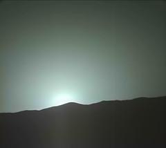 MSL Sol 1880 - MastCam (Kevin M. Gill) Tags: mars msl marssciencelaboratory curiosity curiosityrover mastcam planetary science astronomy space sunset sunrise