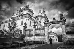 St. George's Cathedral, Lviv (vasyl.rohan) Tags: architecture lviv ukraine baroque rococo dramatic monochrome sony photographer photography photoshot