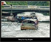 WaterWorld10 (M.J.Woerner) Tags: thailand bangkok khlongsaensaep canal khlong chaophrayariver publictransport expressboatservice boat expressboat khlongboat
