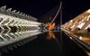 Valence - Espagne - La Cité des Arts et des Sciences (AlCapitol) Tags: valence espagne spain valencia nikon d800 citédesartsetdessciences reflet reflexion illumination puenteazuddeloro pont