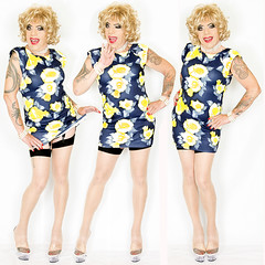 home16359-61 (Ann Drogyny) Tags: shoes legs heels crossdress crossdresser crossdressing cd tv tg ts transvestite transgender transsexual tranny tgirl glamour pinup mature cute sexy stockings nylons suspenders garters