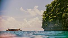 The Blue Beyond 2.0 | Nikon FE2 | Nikkor 50mm (f1.8) (IG @ Meandergraph) Tags: thailand krabi bangkok chiangmai phuket kohsamui travel asia southeastasia streetphotography film analog 35mm filmphotography nikon nikonfe2 nikkor50mm 50mm