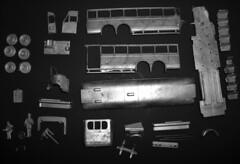 London transport AEC Renown LTL Scooter white metal kit 1/76th scale. (Ledlon89) Tags: bus buses london transport scooter aecrenown whitemetalkit kit modelbuses modelbusesandcoaches scaleddown scalemodels londonbus londonbuses