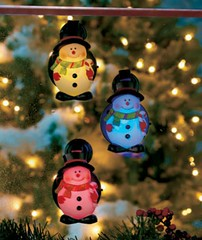Christmas LED snowman light (mywowstuff) Tags: gifts gadgets cool family friends funny shopping men women kids home