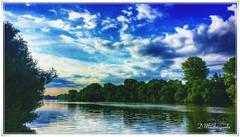 Natur (DM Fotografie) Tags: natur dmfotografie hdr feld fotografie farbig farben farbenspiel frankfurtammain fields frankfurt fluss himmel 2017