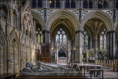Lincoln Cathedral 30 (Darwinsgift) Tags: lincoln cathedral nikon d810 hdr pc nikkor 19mm f4