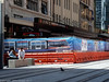 CBD and South East Light Rail - QVB Stop - Update, 6 December 2017 (1) (john cowper) Tags: cselr construction qvb stop sydneylightrail transportfornsw alignment georgestreet sydney newsouthwales
