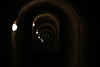 week nineteen (Joanna Justyna) Tags: 52 weeks project tunnel light darkness road klodzko polska poland fortification lamp black