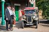 DSG_1796_LR.jpg (Paul Harris UK) Tags: wartime steamthroughtheages ame534 reenactment sussex austin7van horstedkeynes bombdisposal homeguard bluebellrailway soldier vintage station car