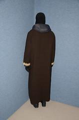 Warm Coat (Warm Clothes Fetish) Tags: slave maid sweat warm hot winter coat boots apron girl niqab hijab burka chador torture fleece fur hat