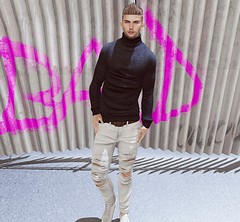 Not so Bad (AW02) Tags: sl secondlife photography fashion