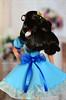 Isabel (8) (Lindi Dragon) Tags: doll disney disneyprincess disneystore elena avalor isabel blue dress handmade