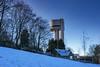 Daresbury Laboratory (joanjbberry) Tags: daresbury daresburylaboratory snow winter winterscene landscape
