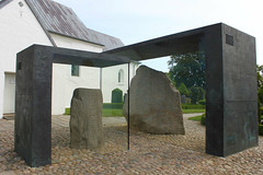 Jelling Stones (juka14) Tags: sightseeing denmark beautifulplaces unesco jelling travel europe historic
