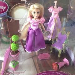 Tangled mini princes doll playset (@megot) Tags: disney rapunzel tangled disneydoll