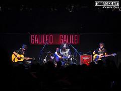 La Fuga @ Sala Galileo Galilei, Madrid